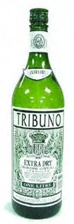 Tribuno Dry Vermouth 1.00l - Case of 12